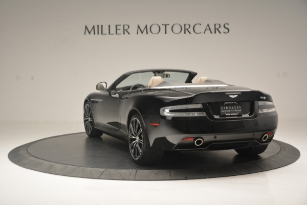 Used 2015 Aston Martin DB9 Volante for sale Sold at Bentley Greenwich in Greenwich CT 06830 5