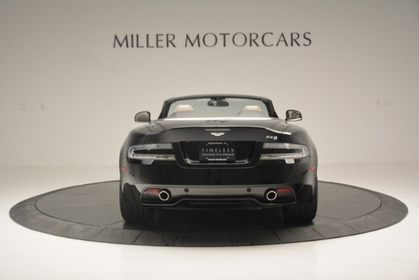 Used 2015 Aston Martin DB9 Volante for sale Sold at Bentley Greenwich in Greenwich CT 06830 6