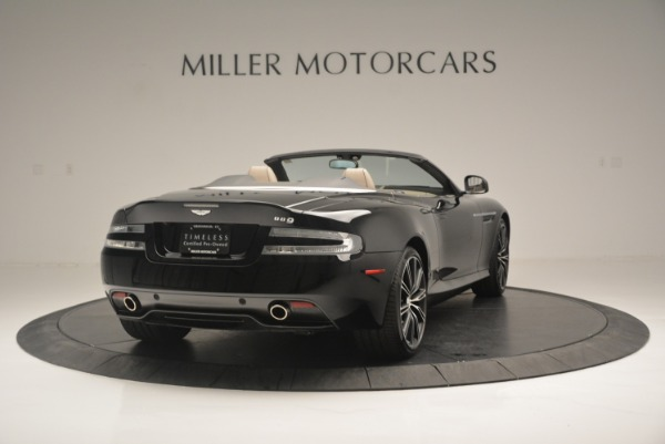 Used 2015 Aston Martin DB9 Volante for sale Sold at Bentley Greenwich in Greenwich CT 06830 7