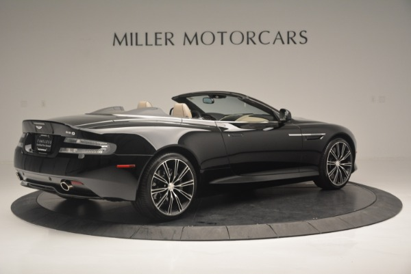 Used 2015 Aston Martin DB9 Volante for sale Sold at Bentley Greenwich in Greenwich CT 06830 8