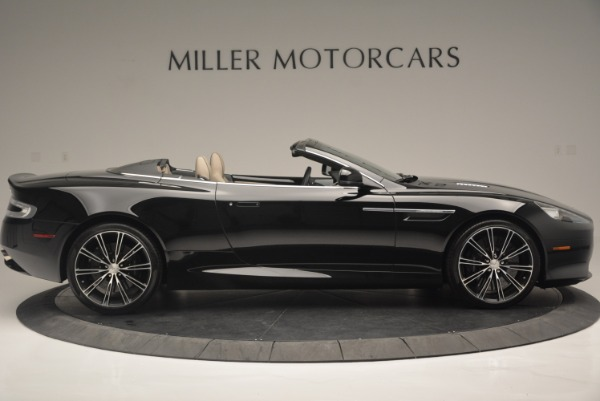 Used 2015 Aston Martin DB9 Volante for sale Sold at Bentley Greenwich in Greenwich CT 06830 9