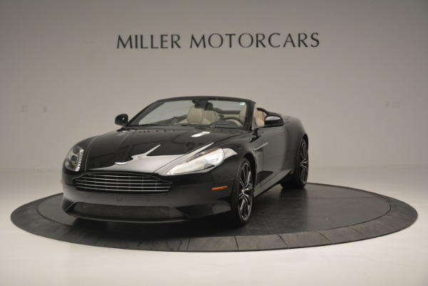 Used 2015 Aston Martin DB9 Volante for sale Sold at Bentley Greenwich in Greenwich CT 06830 1