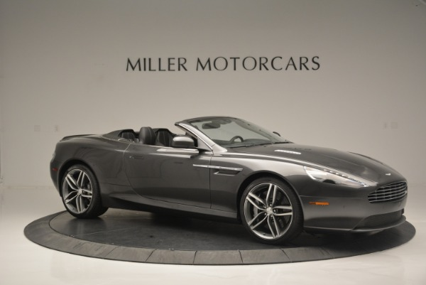 Used 2014 Aston Martin DB9 Volante for sale Sold at Bentley Greenwich in Greenwich CT 06830 10