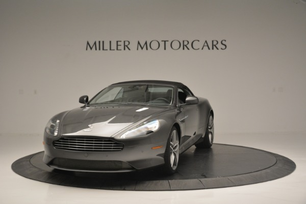 Used 2014 Aston Martin DB9 Volante for sale Sold at Bentley Greenwich in Greenwich CT 06830 13