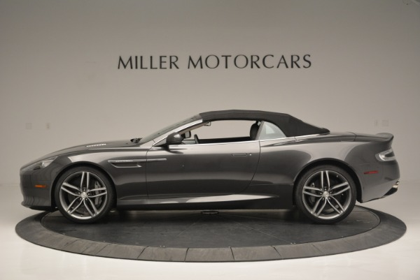 Used 2014 Aston Martin DB9 Volante for sale Sold at Bentley Greenwich in Greenwich CT 06830 15