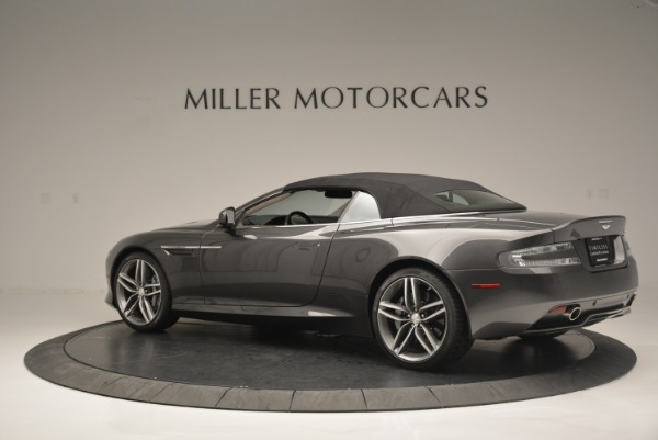 Used 2014 Aston Martin DB9 Volante for sale Sold at Bentley Greenwich in Greenwich CT 06830 16