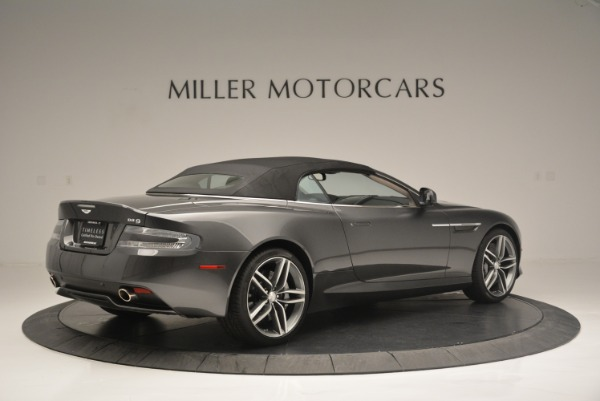 Used 2014 Aston Martin DB9 Volante for sale Sold at Bentley Greenwich in Greenwich CT 06830 20