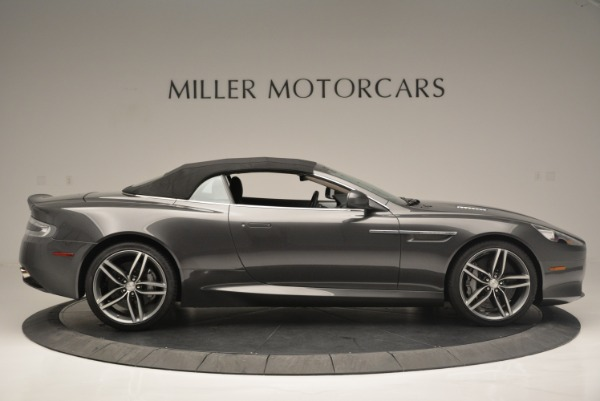 Used 2014 Aston Martin DB9 Volante for sale Sold at Bentley Greenwich in Greenwich CT 06830 21