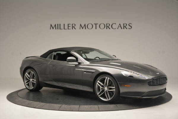 Used 2014 Aston Martin DB9 Volante for sale Sold at Bentley Greenwich in Greenwich CT 06830 22
