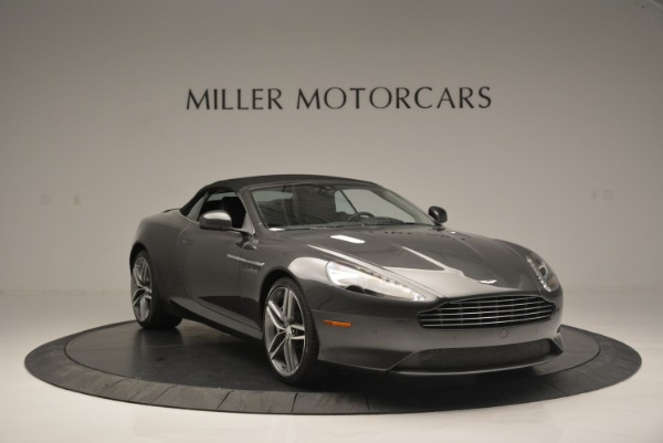 Used 2014 Aston Martin DB9 Volante for sale Sold at Bentley Greenwich in Greenwich CT 06830 23