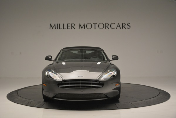 Used 2014 Aston Martin DB9 Volante for sale Sold at Bentley Greenwich in Greenwich CT 06830 24