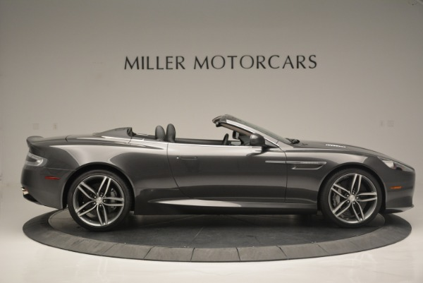 Used 2014 Aston Martin DB9 Volante for sale Sold at Bentley Greenwich in Greenwich CT 06830 9