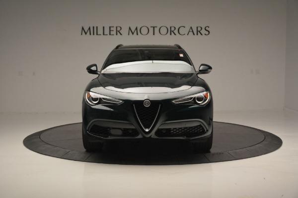 New 2018 Alfa Romeo Stelvio Ti Sport Q4 for sale Sold at Bentley Greenwich in Greenwich CT 06830 13
