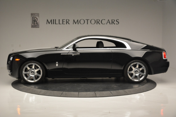 Used 2015 Rolls-Royce Wraith for sale Sold at Bentley Greenwich in Greenwich CT 06830 2