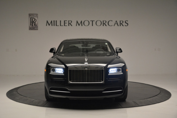 Used 2015 Rolls-Royce Wraith for sale Sold at Bentley Greenwich in Greenwich CT 06830 8