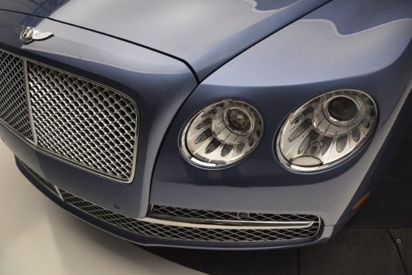 Used 2015 Bentley Flying Spur W12 for sale Sold at Bentley Greenwich in Greenwich CT 06830 15
