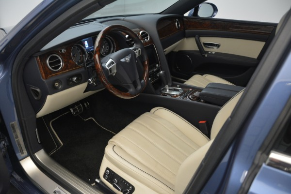 Used 2015 Bentley Flying Spur W12 for sale Sold at Bentley Greenwich in Greenwich CT 06830 19