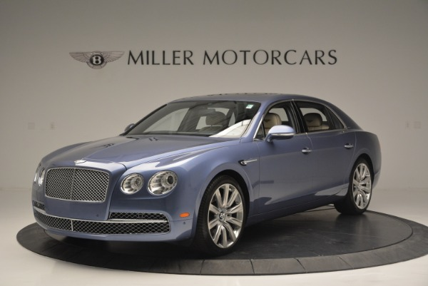Used 2015 Bentley Flying Spur W12 for sale Sold at Bentley Greenwich in Greenwich CT 06830 2
