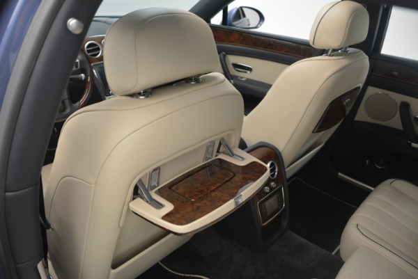 Used 2015 Bentley Flying Spur W12 for sale Sold at Bentley Greenwich in Greenwich CT 06830 27