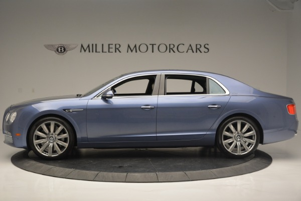 Used 2015 Bentley Flying Spur W12 for sale Sold at Bentley Greenwich in Greenwich CT 06830 3