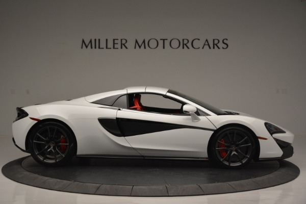 Used 2018 McLaren 570S Spider for sale Sold at Bentley Greenwich in Greenwich CT 06830 19