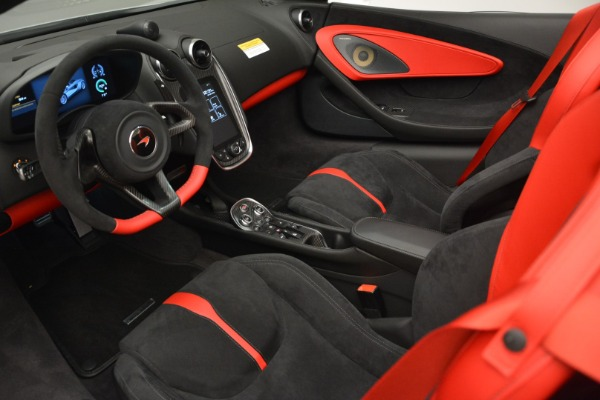 Used 2018 McLaren 570S Spider for sale Sold at Bentley Greenwich in Greenwich CT 06830 22