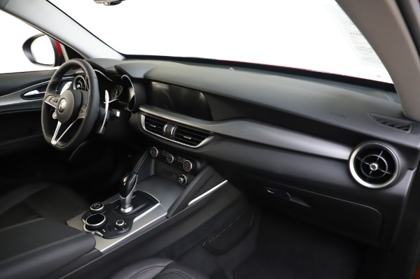 Used 2018 Alfa Romeo Stelvio Sport Q4 for sale Sold at Bentley Greenwich in Greenwich CT 06830 24