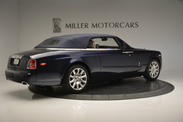 Used 2014 Rolls-Royce Phantom Drophead Coupe for sale Sold at Bentley Greenwich in Greenwich CT 06830 13