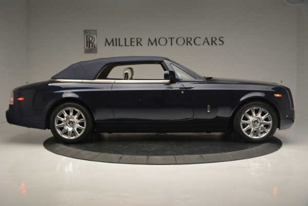 Used 2014 Rolls-Royce Phantom Drophead Coupe for sale Sold at Bentley Greenwich in Greenwich CT 06830 14