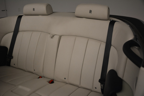 Used 2014 Rolls-Royce Phantom Drophead Coupe for sale Sold at Bentley Greenwich in Greenwich CT 06830 24
