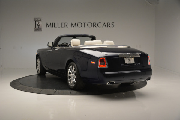 Used 2014 Rolls-Royce Phantom Drophead Coupe for sale Sold at Bentley Greenwich in Greenwich CT 06830 3