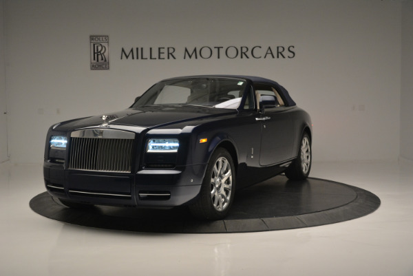 Used 2014 Rolls-Royce Phantom Drophead Coupe for sale Sold at Bentley Greenwich in Greenwich CT 06830 9