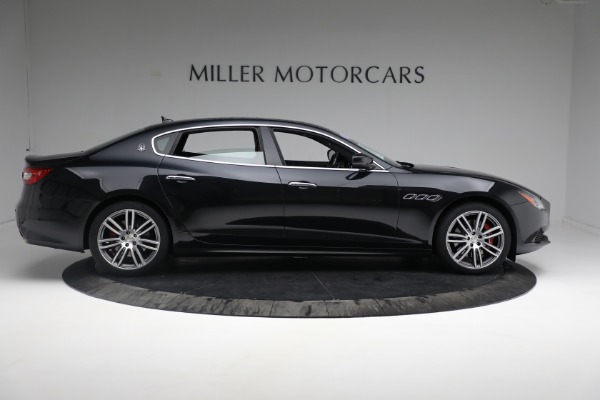 New 2018 Maserati Quattroporte S Q4 for sale Sold at Bentley Greenwich in Greenwich CT 06830 10