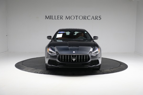 New 2018 Maserati Quattroporte S Q4 for sale Sold at Bentley Greenwich in Greenwich CT 06830 2