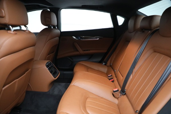 New 2018 Maserati Quattroporte S Q4 for sale Sold at Bentley Greenwich in Greenwich CT 06830 21