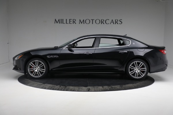 New 2018 Maserati Quattroporte S Q4 for sale Sold at Bentley Greenwich in Greenwich CT 06830 4