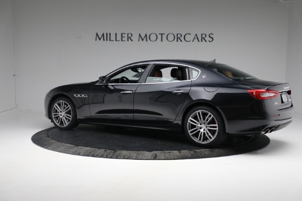 New 2018 Maserati Quattroporte S Q4 for sale Sold at Bentley Greenwich in Greenwich CT 06830 5