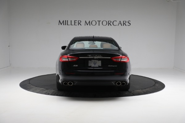 New 2018 Maserati Quattroporte S Q4 for sale Sold at Bentley Greenwich in Greenwich CT 06830 7