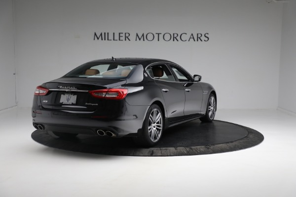 New 2018 Maserati Quattroporte S Q4 for sale Sold at Bentley Greenwich in Greenwich CT 06830 8