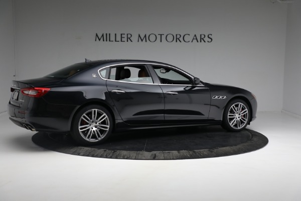 New 2018 Maserati Quattroporte S Q4 for sale Sold at Bentley Greenwich in Greenwich CT 06830 9