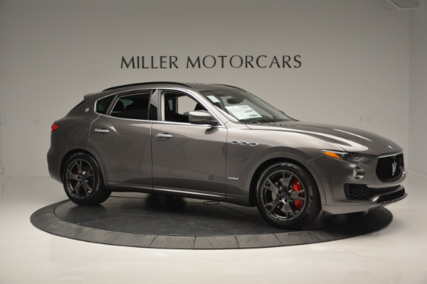 New 2018 Maserati Levante S Q4 GranSport for sale Sold at Bentley Greenwich in Greenwich CT 06830 10