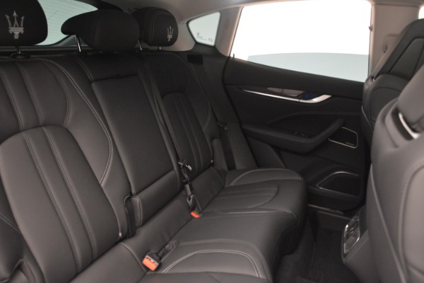 New 2018 Maserati Levante S Q4 GranSport for sale Sold at Bentley Greenwich in Greenwich CT 06830 22