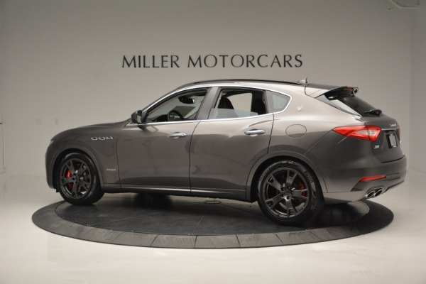 New 2018 Maserati Levante S Q4 GranSport for sale Sold at Bentley Greenwich in Greenwich CT 06830 4