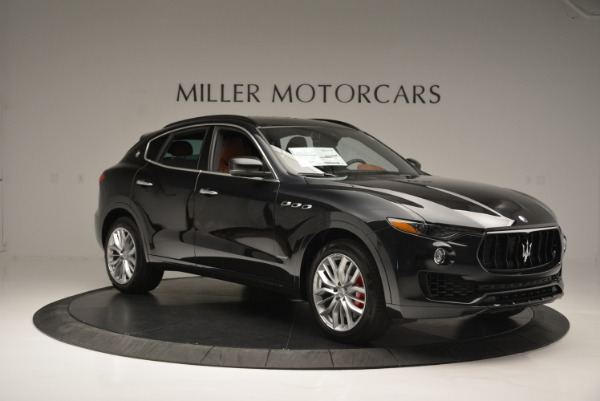 New 2018 Maserati Levante S Q4 GranSport for sale Sold at Bentley Greenwich in Greenwich CT 06830 13