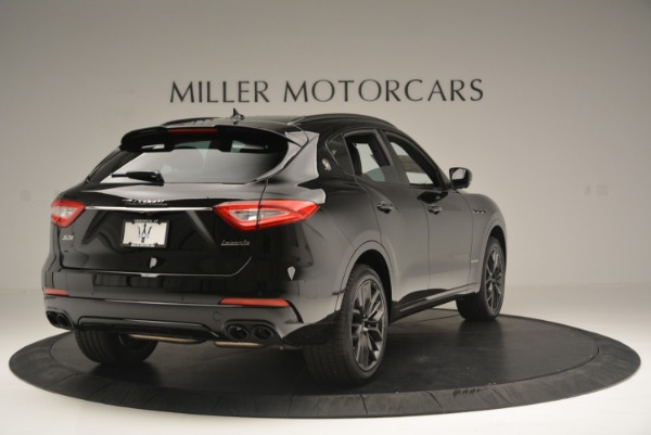 New 2018 Maserati Levante S Q4 GranSport Nerissimo for sale Sold at Bentley Greenwich in Greenwich CT 06830 7