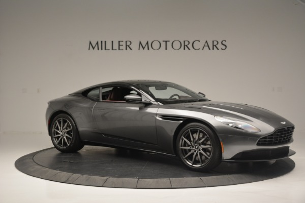 Used 2018 Aston Martin DB11 V12 for sale $167,990 at Bentley Greenwich in Greenwich CT 06830 10