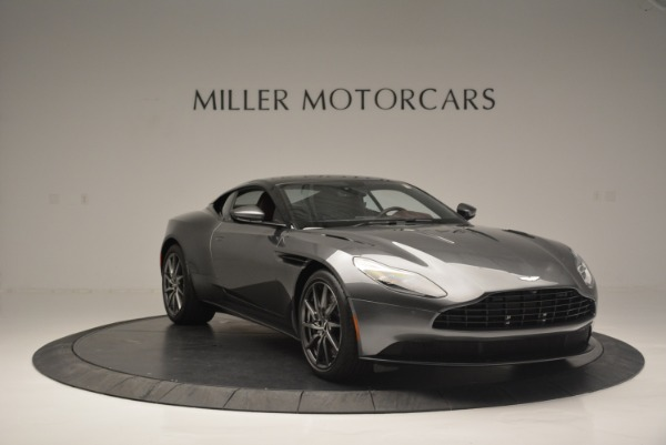New 2018 Aston Martin DB11 V12 Coupe for sale Sold at Bentley Greenwich in Greenwich CT 06830 11