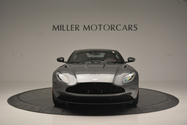 New 2018 Aston Martin DB11 V12 Coupe for sale Sold at Bentley Greenwich in Greenwich CT 06830 12