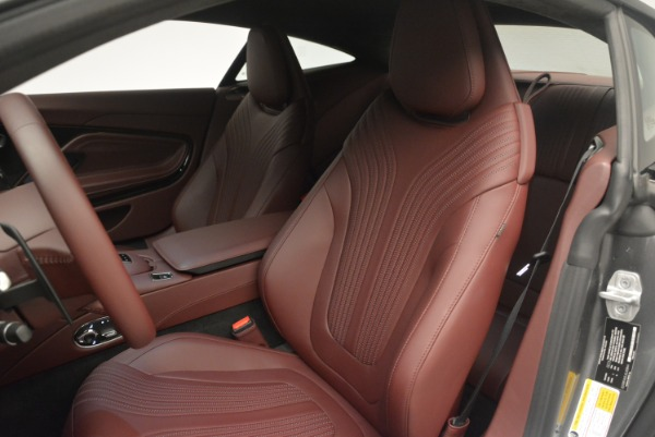 New 2018 Aston Martin DB11 V12 Coupe for sale Sold at Bentley Greenwich in Greenwich CT 06830 15