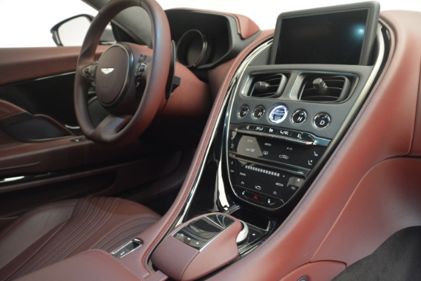 Used 2018 Aston Martin DB11 V12 for sale $167,990 at Bentley Greenwich in Greenwich CT 06830 18